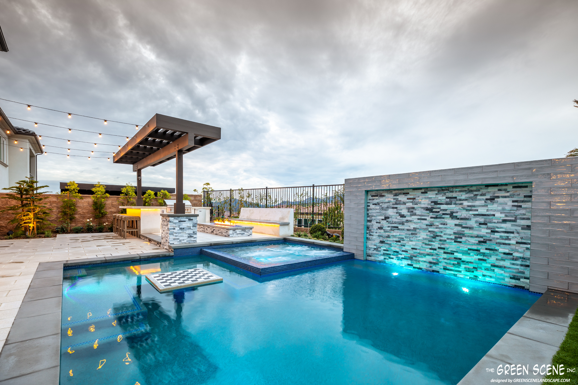 Linear pool designs are here to stay